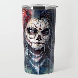 sugar skull - calavera de azucar Travel Mug