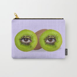 Psychedelic kiwi Carry-All Pouch