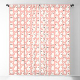 Sweet Cream French Bulldog Wants Your Pet Blackout Curtain
