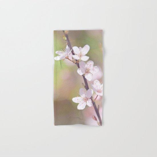 Fairytale Cherry Blossom Hand & Bath Towel