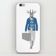 Antilope iPhone & iPod Skin
