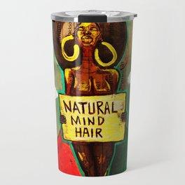 2014 Natural Mind Hair  Travel Mug