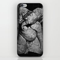 ganesha iPhone & iPod Skins featuring Ganesha by Falko Follert Art-FF77