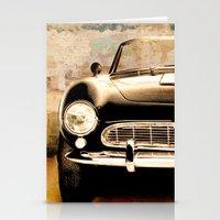 bmw Stationery Cards featuring bmw by Fernando Vieira