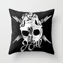 bwh Throw Pillow