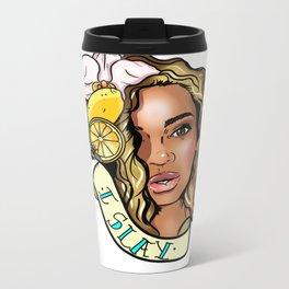 Bey Metal Travel Mug