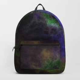 Cosmic Nebula Galaxy Expanse Backpack