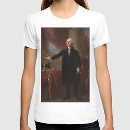 Gilbert Stuart - George Washington (Lansdowne Portrait) T-shirt