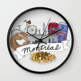 A summarized guide to Montreal Wall Clock