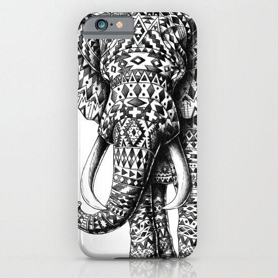 Tribal Elephant iPhone & iPod Case