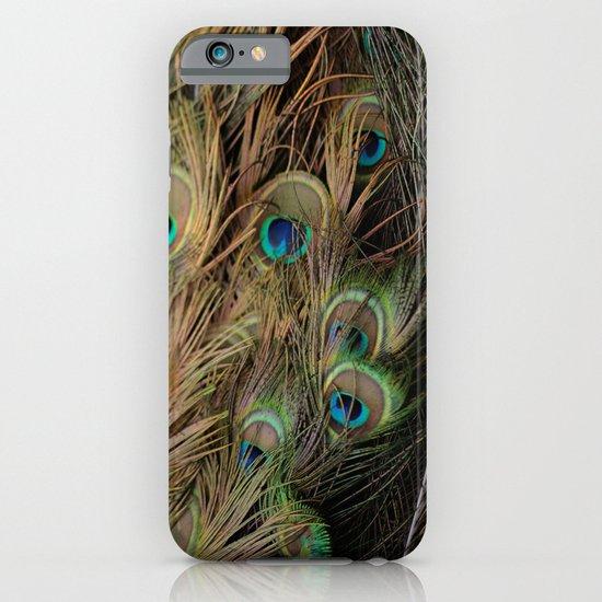 Peacock #1 iPhone & iPod Case