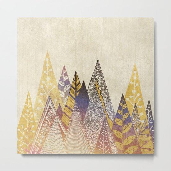 Highpoint Metal Print