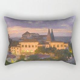 Sintra Royal Palace, Portugal Rectangular Pillow