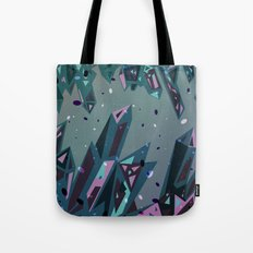 Crystalize  Tote Bag