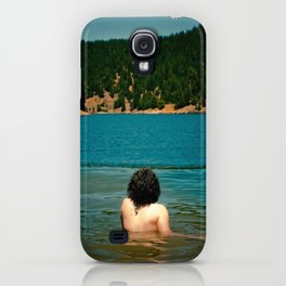 Le Lady Lake II iPhone Case