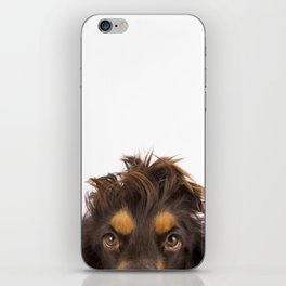 Cocker Spaniel #1 iPhone Skin