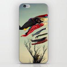 Fish Flags iPhone & iPod Skin