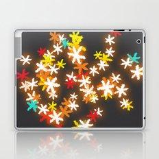 Coloured Stars Laptop & iPad Skin