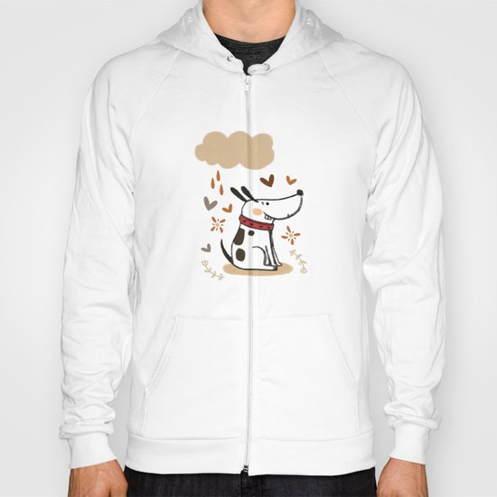 EMOTIONAL DOGGY Hoody