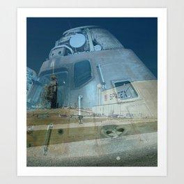 Apollo 10 Art Print