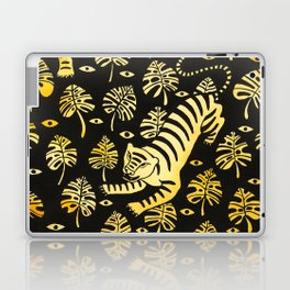 Tiger jungle animal pattern Laptop & iPad Skin