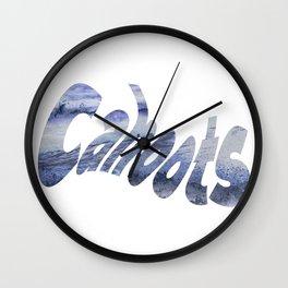 Cahoots Wall Clock