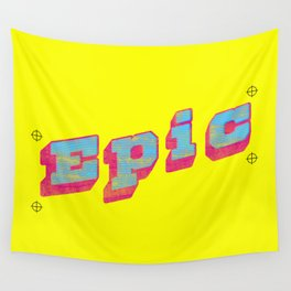 Epic Wall Tapestry