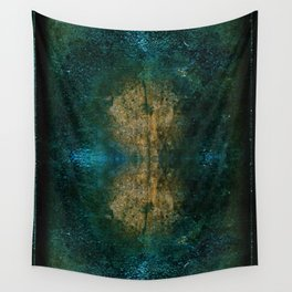 Iron Oxide Dragonfly Wall Tapestry