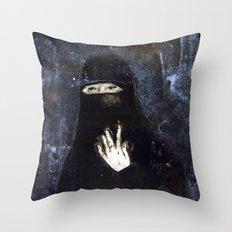 Saudi Throw Pillow