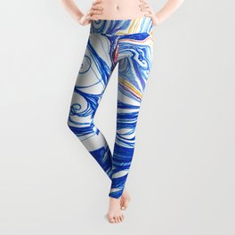 Winter Storm Leggings