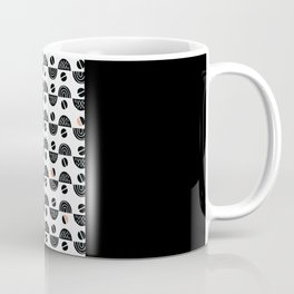 Tribal Pattern Coffee Mug
