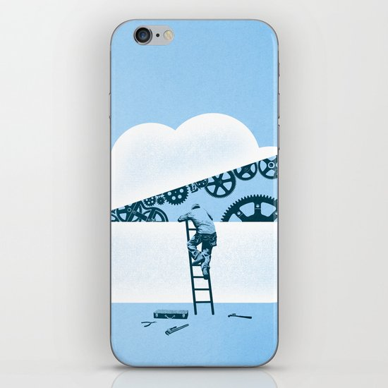 Tune Up iPhone & iPod Skin