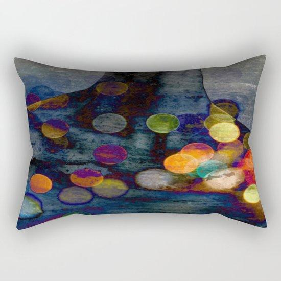 QUI ES TU Rectangular Pillow