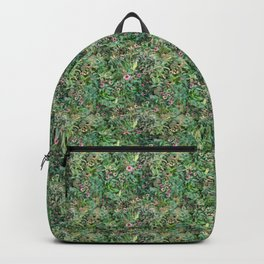 Going green in New York City Backpack