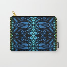 Fractal Art Stained Glass G315 Carry-All Pouch