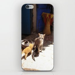 What´s the new, pussycat? iPhone Skin