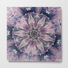 Bloom, Grow, Blossom Metal Print