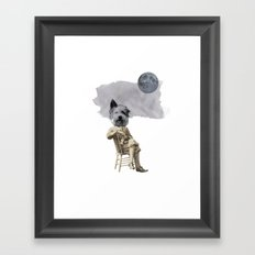 hey diddle diddle 4 Framed Art Print