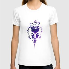 Purple Haze Buddha T-shirt