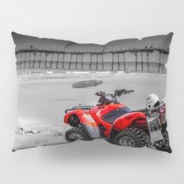On Watch Pillow Sham