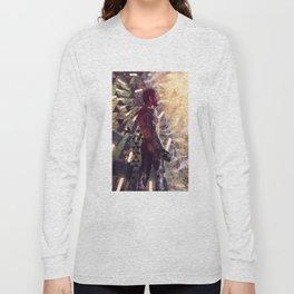 DX: Adam Jensen Long Sleeve T-shirt