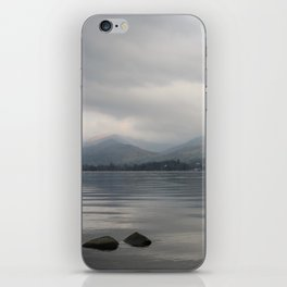Windermere from Low Wray - the Lake District, England iPhone Skin
