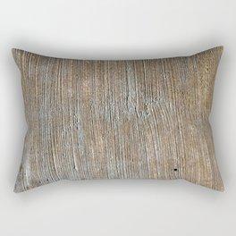 Fine Wood Rectangular Pillow