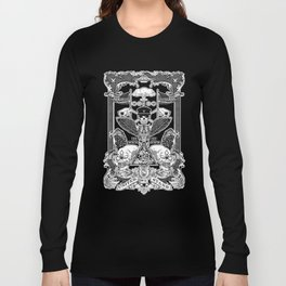 THE POLITICS OF GREED Long Sleeve T-shirt