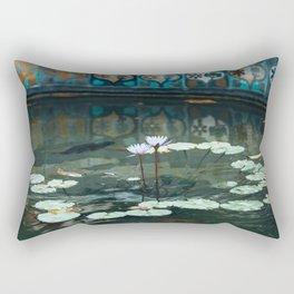 Colors of San Antonio II Rectangular Pillow