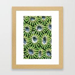 Coral 2- Giant Star  Framed Art Print