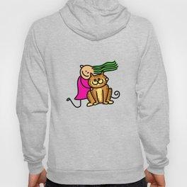 Cat Girl Hoody
