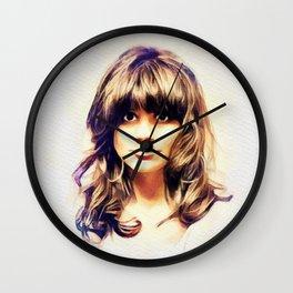 Linda Ronstadt, Music Legend Wall Clock