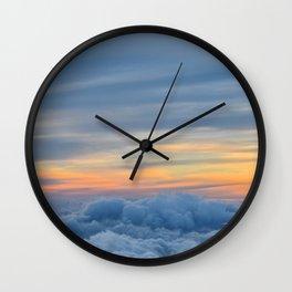 Fly Away Wall Clock