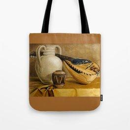 Mandolin At Rest Tote Bag